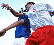 スポーツ障害イメージ