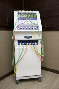 スーパーテクトロン(中周波、低周波治療器)