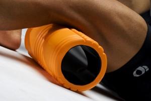 フォームローラーによる筋膜リリース